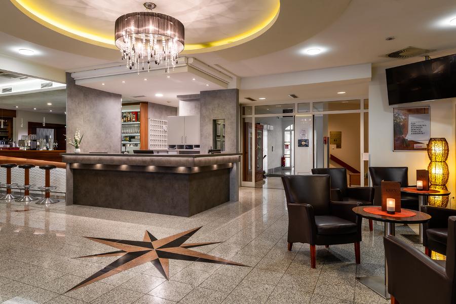 Hotel Fotograf Langenzersdorf Interieur Fotografie Business City Hotel Stockerau Empfang Jung Markus